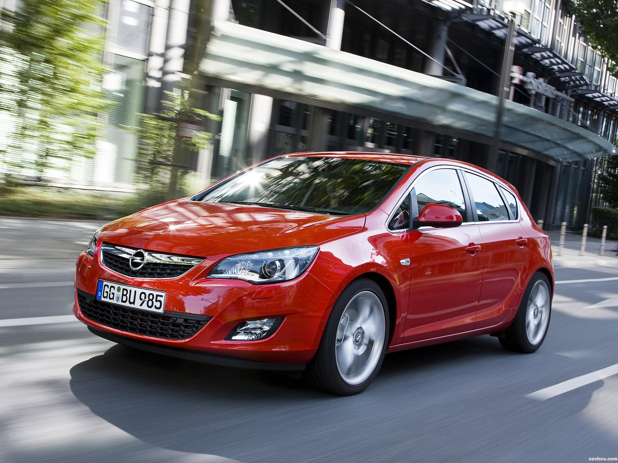Foto 1 de Opel Astra 2009