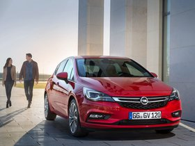 Ver foto 6 de Opel Astra 2015