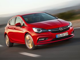 Ver foto 17 de Opel Astra 2015