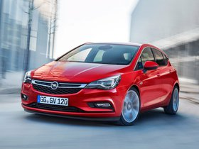 Ver foto 8 de Opel Astra 2015