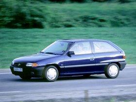 Ver foto 6 de Opel Astra 3 puertas F 1991