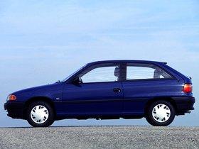 Ver foto 5 de Opel Astra 3 puertas F 1991