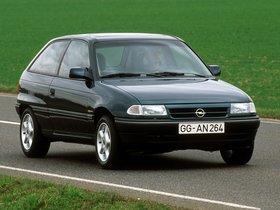Fotos de Opel Astra 3 puertas F 1991
