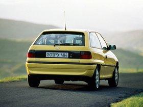 Ver foto 3 de Opel Astra 3 puertas F 1994