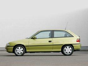 Ver foto 2 de Opel Astra 3 puertas F 1994