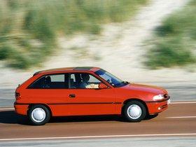 Ver foto 10 de Opel Astra 3 puertas F 1994