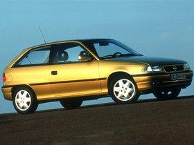 Ver foto 9 de Opel Astra 3 puertas F 1994