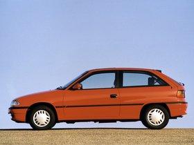 Ver foto 8 de Opel Astra 3 puertas F 1994