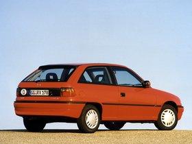 Ver foto 7 de Opel Astra 3 puertas F 1994
