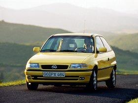 Ver foto 6 de Opel Astra 3 puertas F 1994