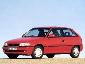 Ver foto 5 de Opel Astra 3 puertas F 1994