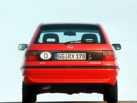 Ver foto 4 de Opel Astra 3 puertas F 1994