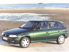 Ver foto 5 de Opel Astra 5 puertas F 1994