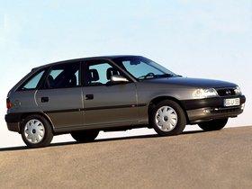 Ver foto 4 de Opel Astra 5 puertas F 1994