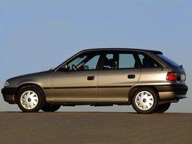 Ver foto 3 de Opel Astra 5 puertas F 1994
