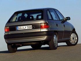 Ver foto 2 de Opel Astra 5 puertas F 1994