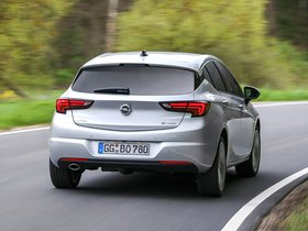 Ver foto 3 de Opel Astra BiTurbo K 2016