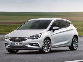 Ver foto 10 de Opel Astra BiTurbo K 2016