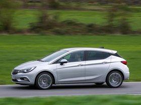 Ver foto 8 de Opel Astra BiTurbo K 2016