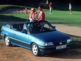 Ver foto 3 de Opel Astra Cabrio F 1993