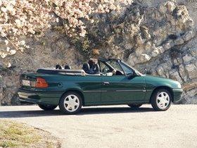 Ver foto 5 de Opel Astra Cabrio F 1994