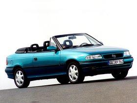 Ver foto 3 de Opel Astra Cabrio F 1994