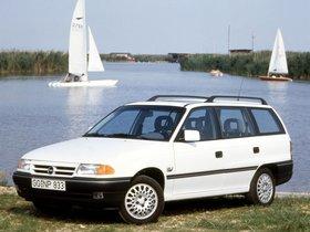 Ver foto 4 de Opel Astra Caravan F 1991