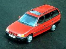 Ver foto 3 de Opel Astra Caravan F 1991