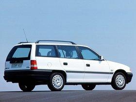 Ver foto 2 de Opel Astra Caravan F 1991