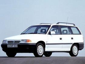 Fotos de Opel Astra Caravan F 1991