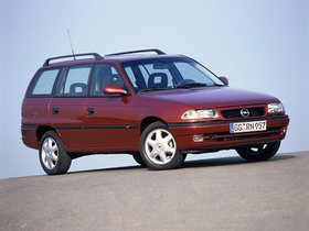 Ver foto 10 de Opel Astra Caravan F 1994