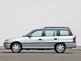 Ver foto 9 de Opel Astra Caravan F 1994