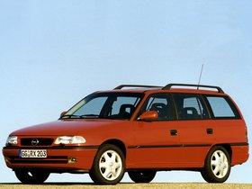 Ver foto 7 de Opel Astra Caravan F 1994