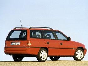 Ver foto 5 de Opel Astra Caravan F 1994