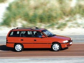 Ver foto 3 de Opel Astra Caravan F 1994