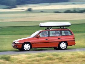 Ver foto 2 de Opel Astra Caravan F 1994
