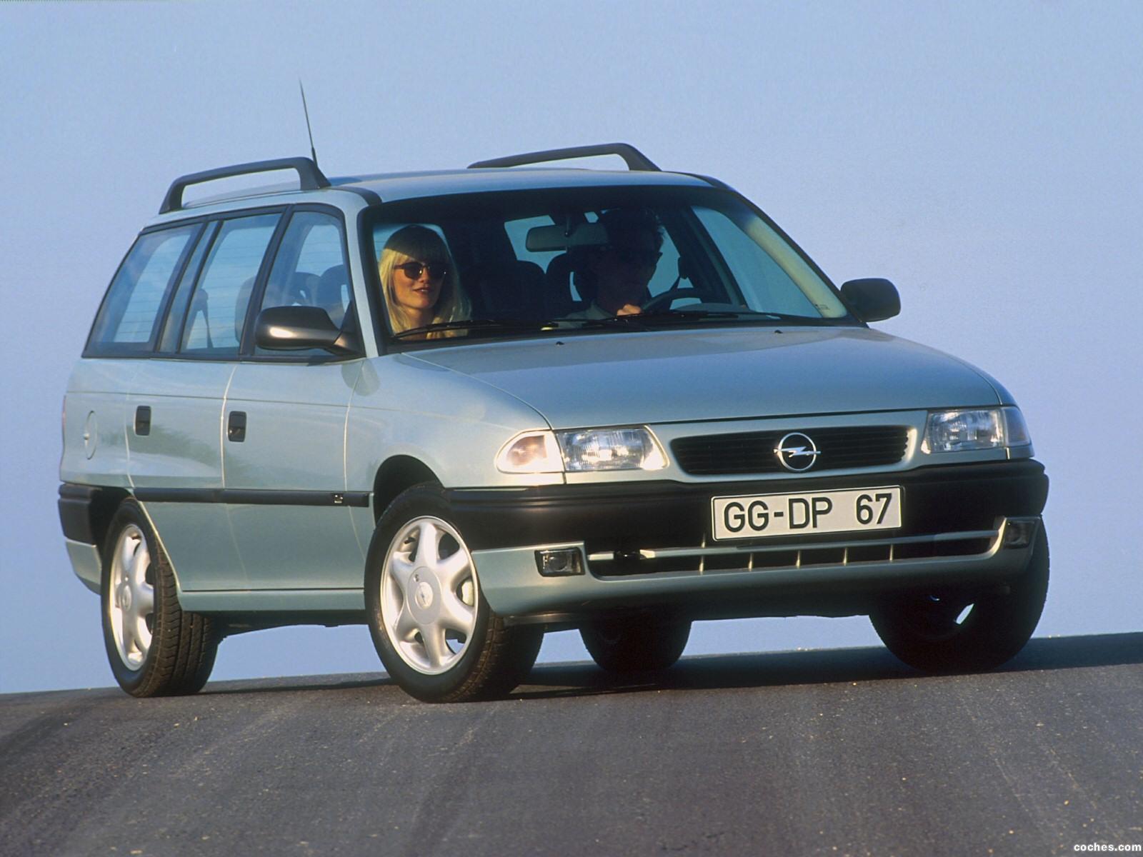 Foto 0 de Opel Astra Caravan F 1994