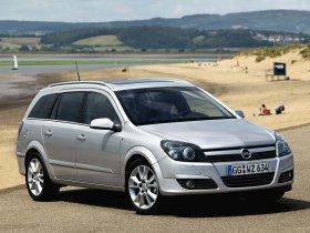 Ver foto 19 de Opel Astra Combi H 2004