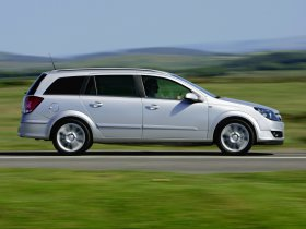 Ver foto 17 de Opel Astra Combi H 2004