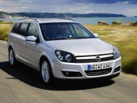 Ver foto 16 de Opel Astra Combi H 2004