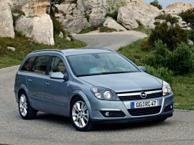 Ver foto 13 de Opel Astra Combi H 2004