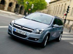 Ver foto 6 de Opel Astra Combi H 2004