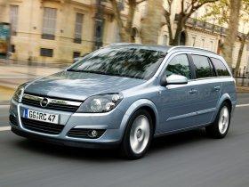 Ver foto 5 de Opel Astra Combi H 2004