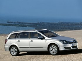 Ver foto 26 de Opel Astra Combi H 2004