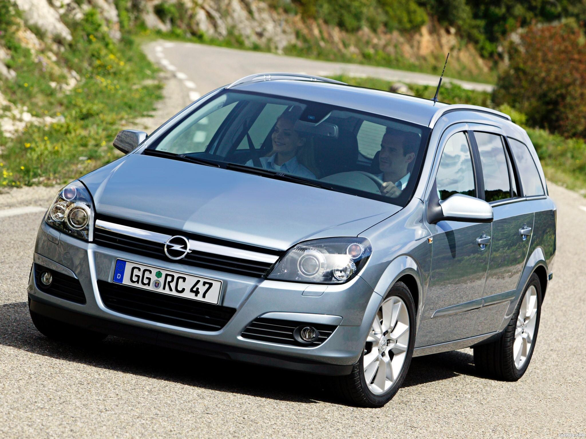 Foto 9 de Opel Astra Combi H 2004
