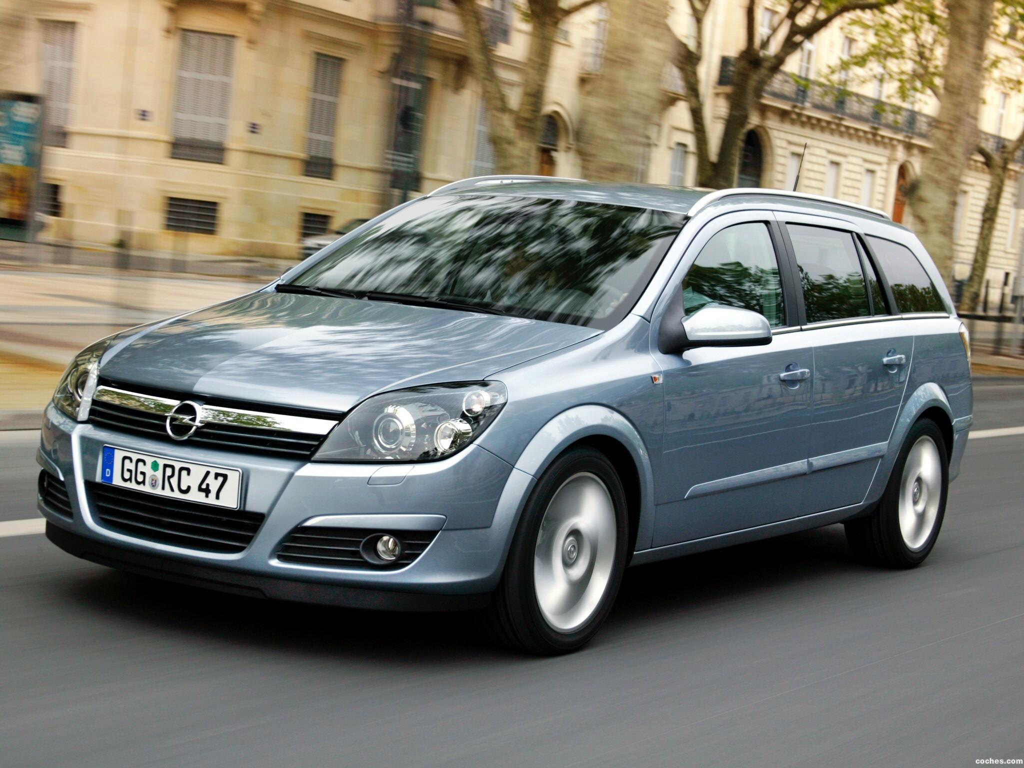 Foto 4 de Opel Astra Combi H 2004