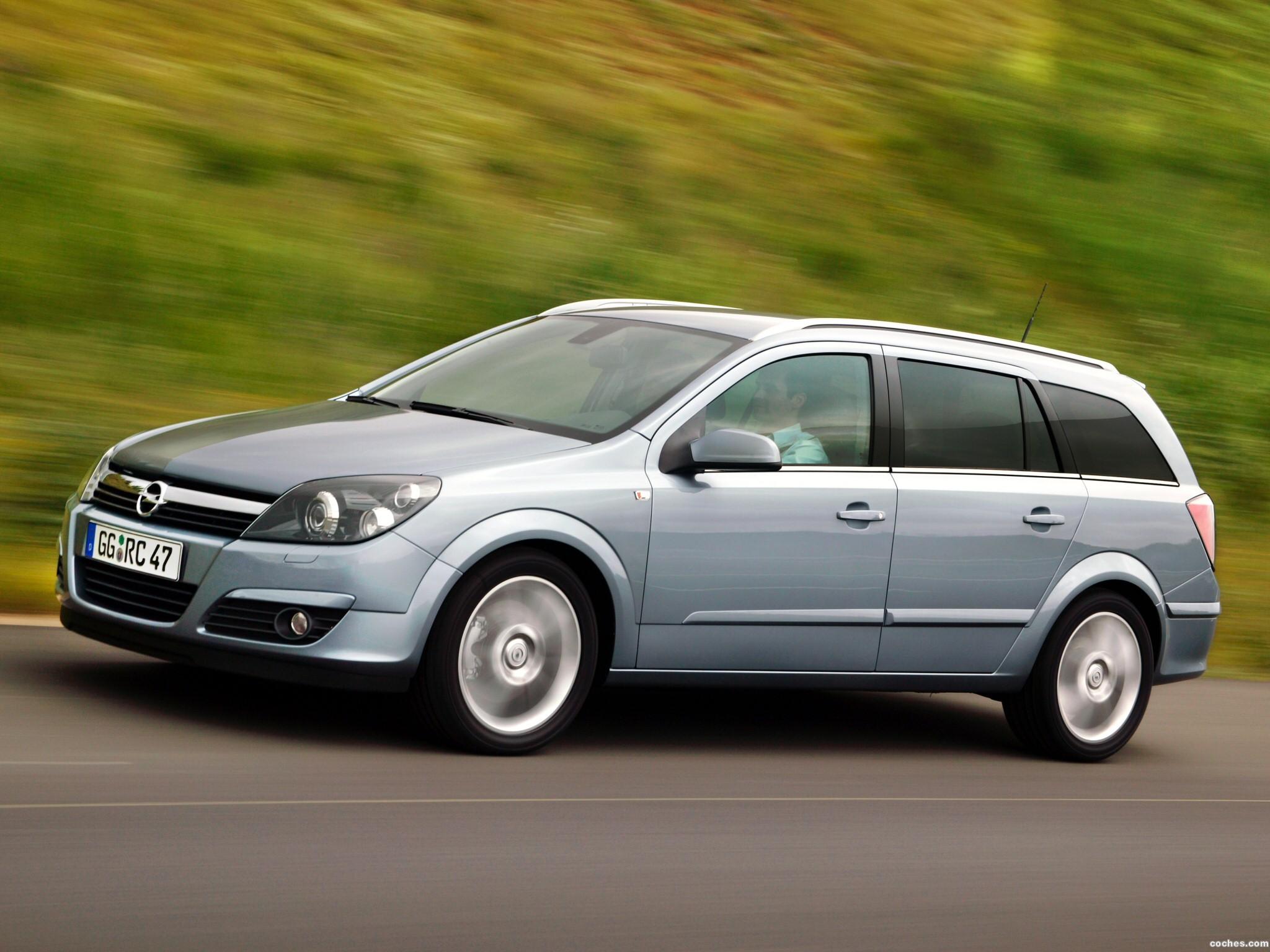 Foto 0 de Opel Astra Combi H 2004