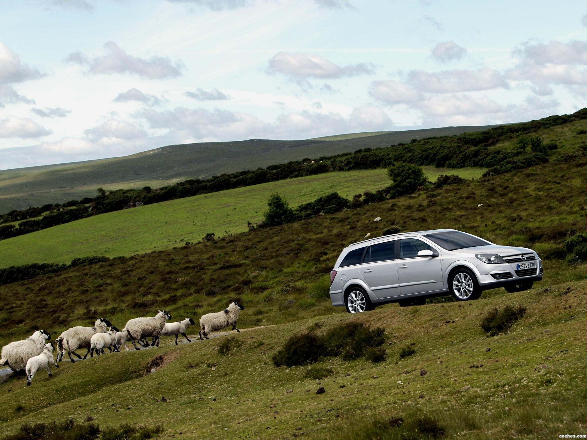 Foto 23 de Opel Astra Combi H 2004