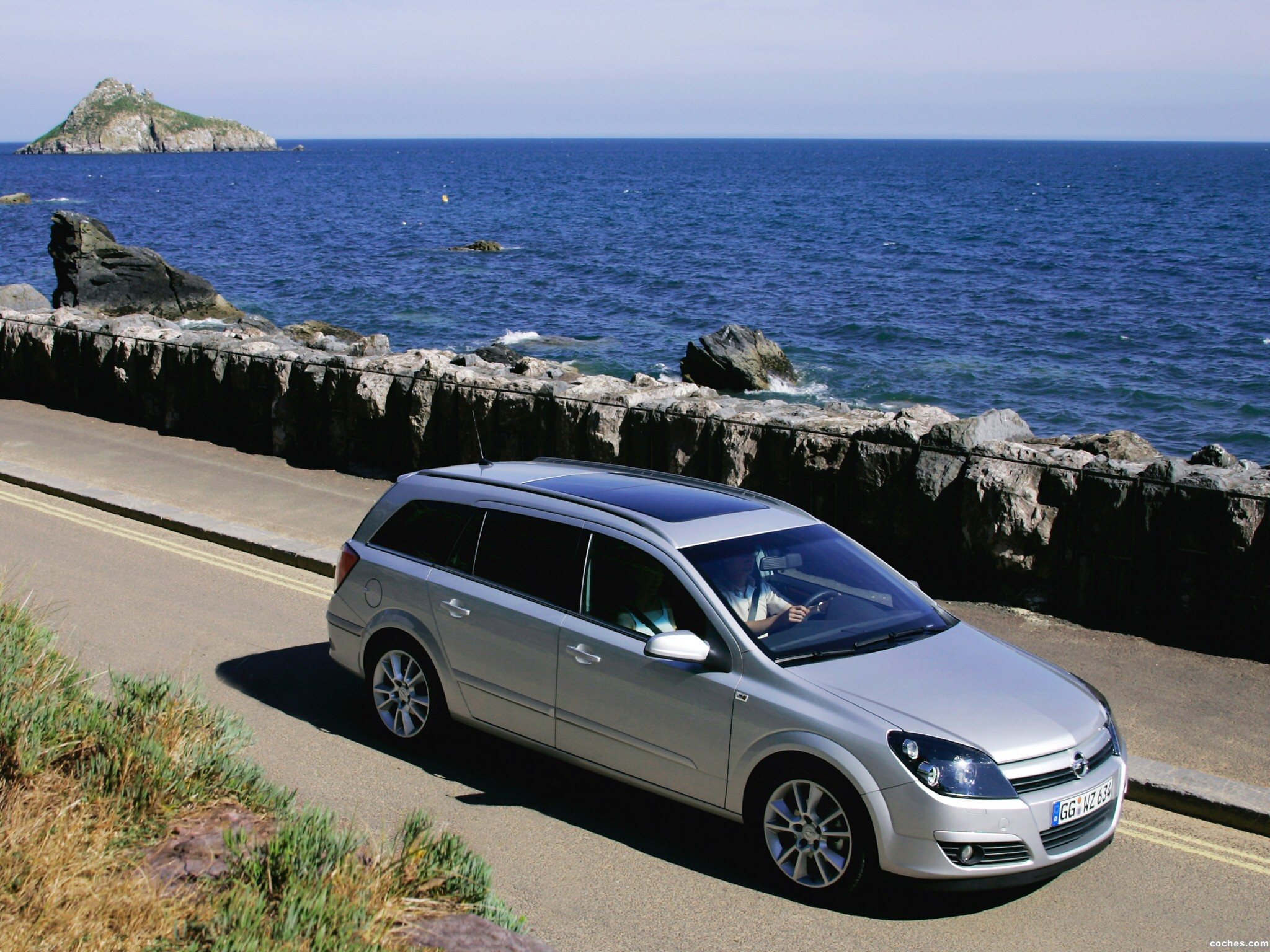 Foto 22 de Opel Astra Combi H 2004