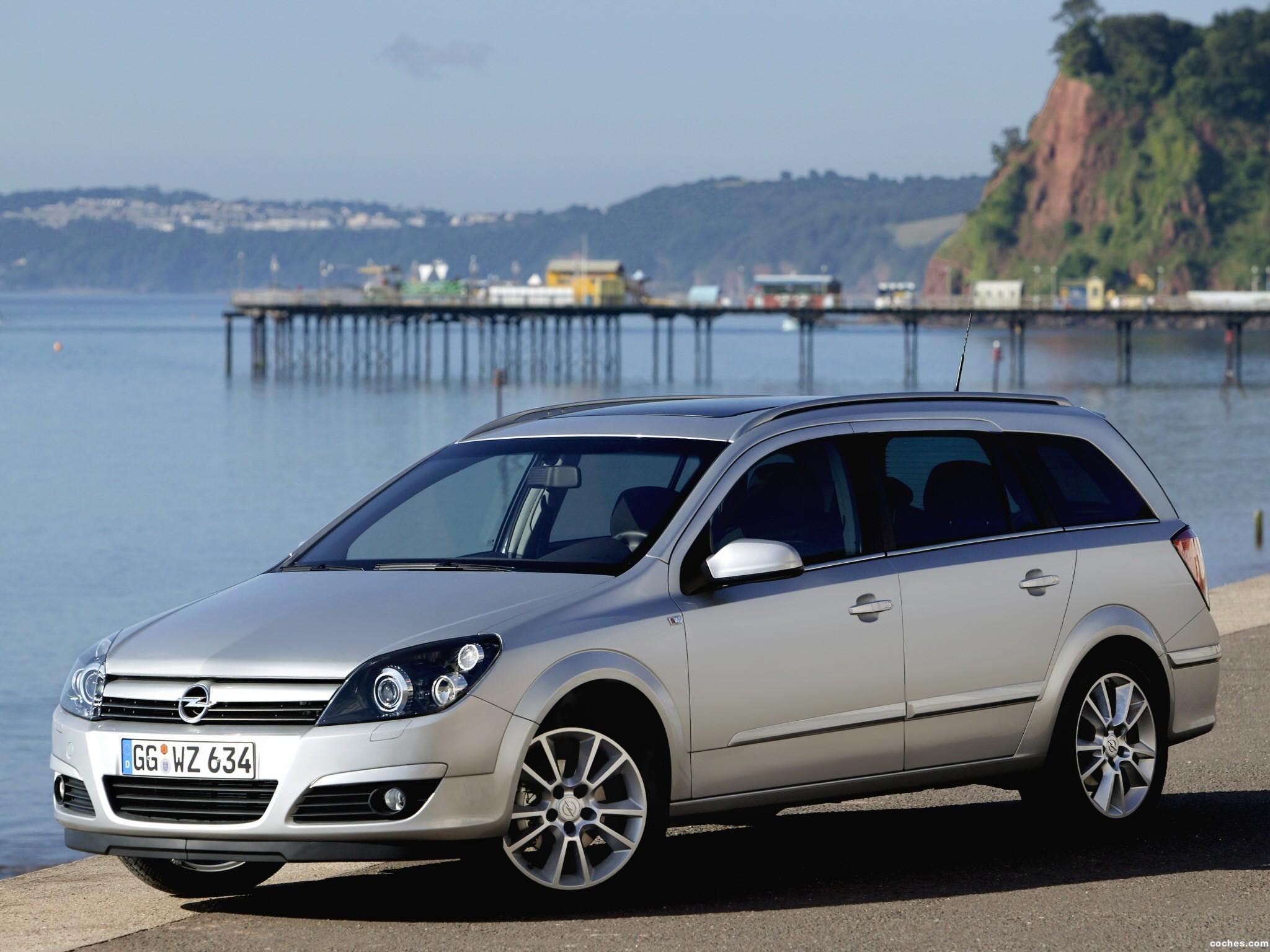 Foto 20 de Opel Astra Combi H 2004